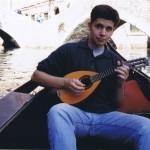 En una góndola veneciana 1996