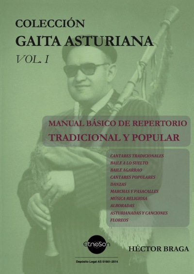 Manual básico de repertorio tradicional y popular