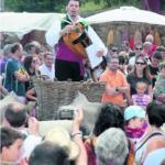 Pregón popular 2012 (Imagen: Nel Acebal)