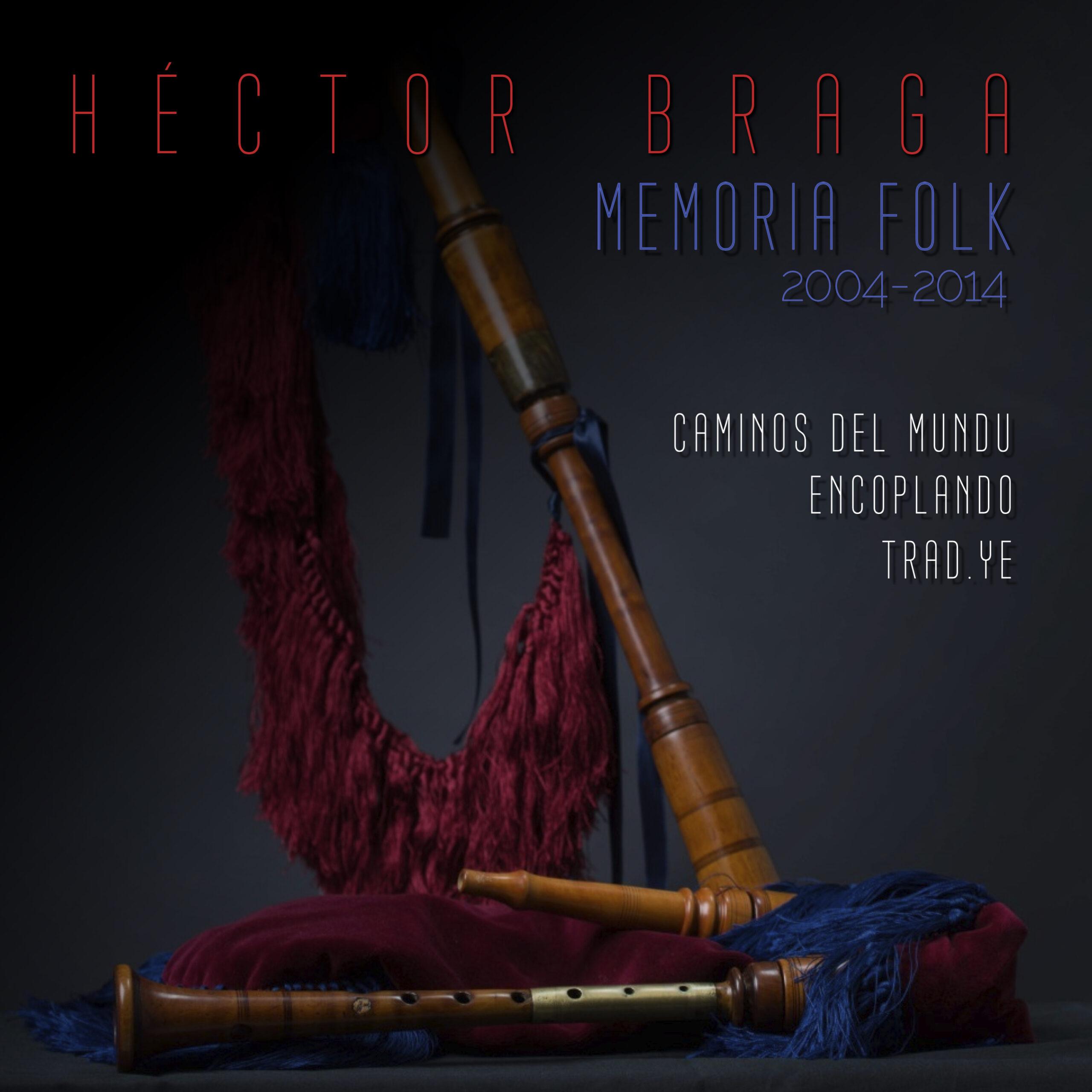 Memoria Folk 2004-2014 - LP